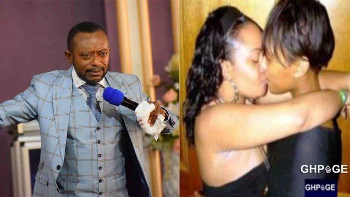 Rev Owusu Bempah gays