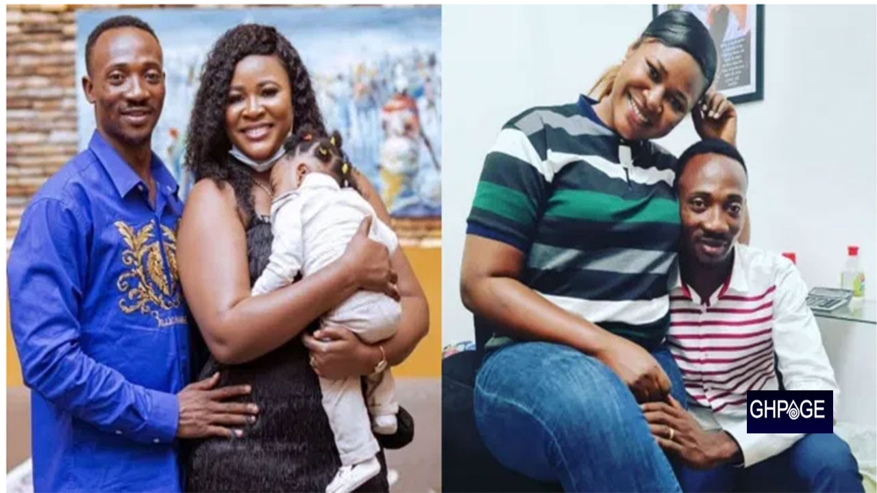My husband 'can eat me' well and that's what matters – Salinko's wife