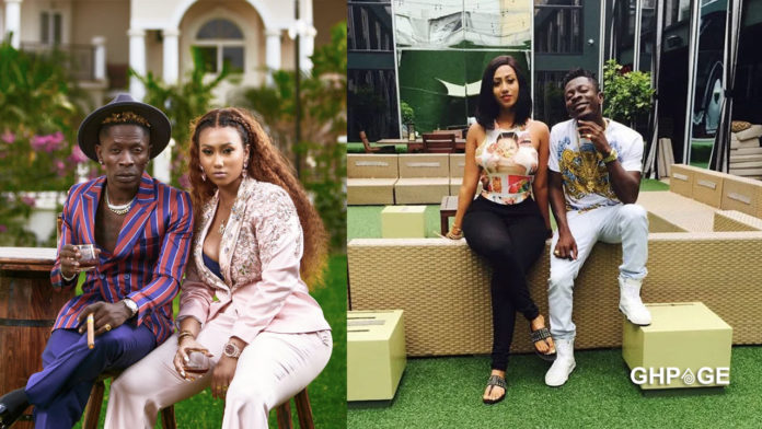 My relationship with Hajia4real is just friendship - Shatta Wale reacts to threesome allegations