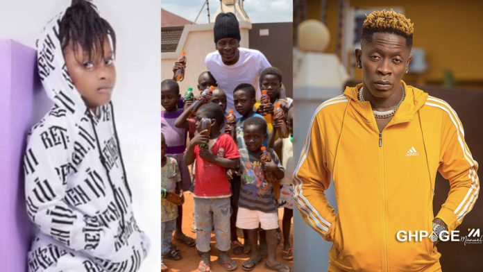Parents whose children see Shatta Wale as their role model have failed in parenting - Whitney Boakye Mensah