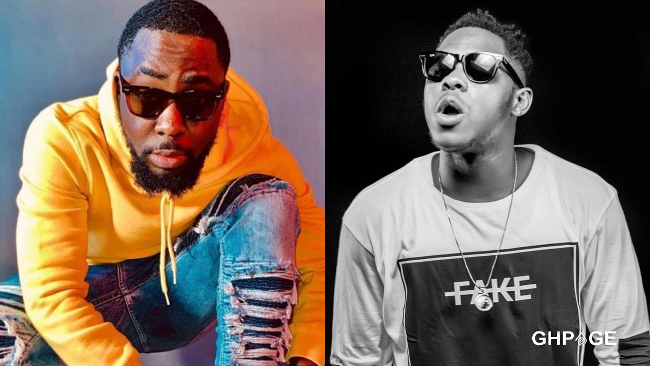 Tell us where you are getting your money from because it's not from music- Teephlow dares Medikal
