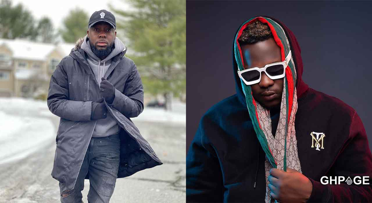 Teephlow opposes Medikal's claim that other rappers lack uniqueness; fans call for beef