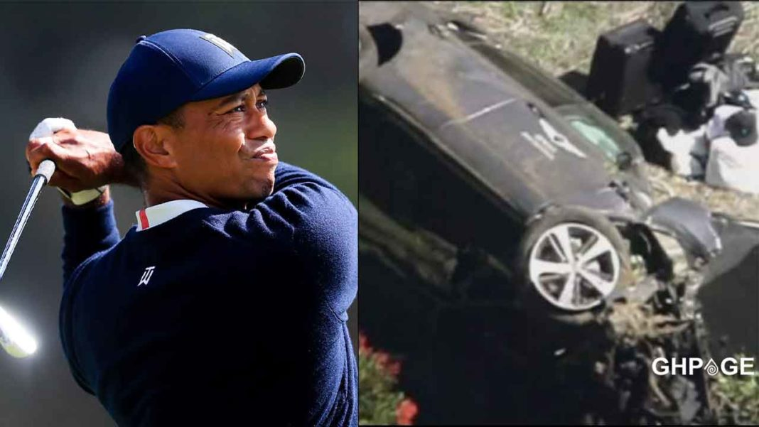 Tiger Woods reportedly recovering in the Hospital From ...
