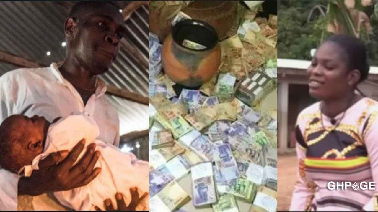 Sad story of Ghanaian mother whose husband used their son for money rituals