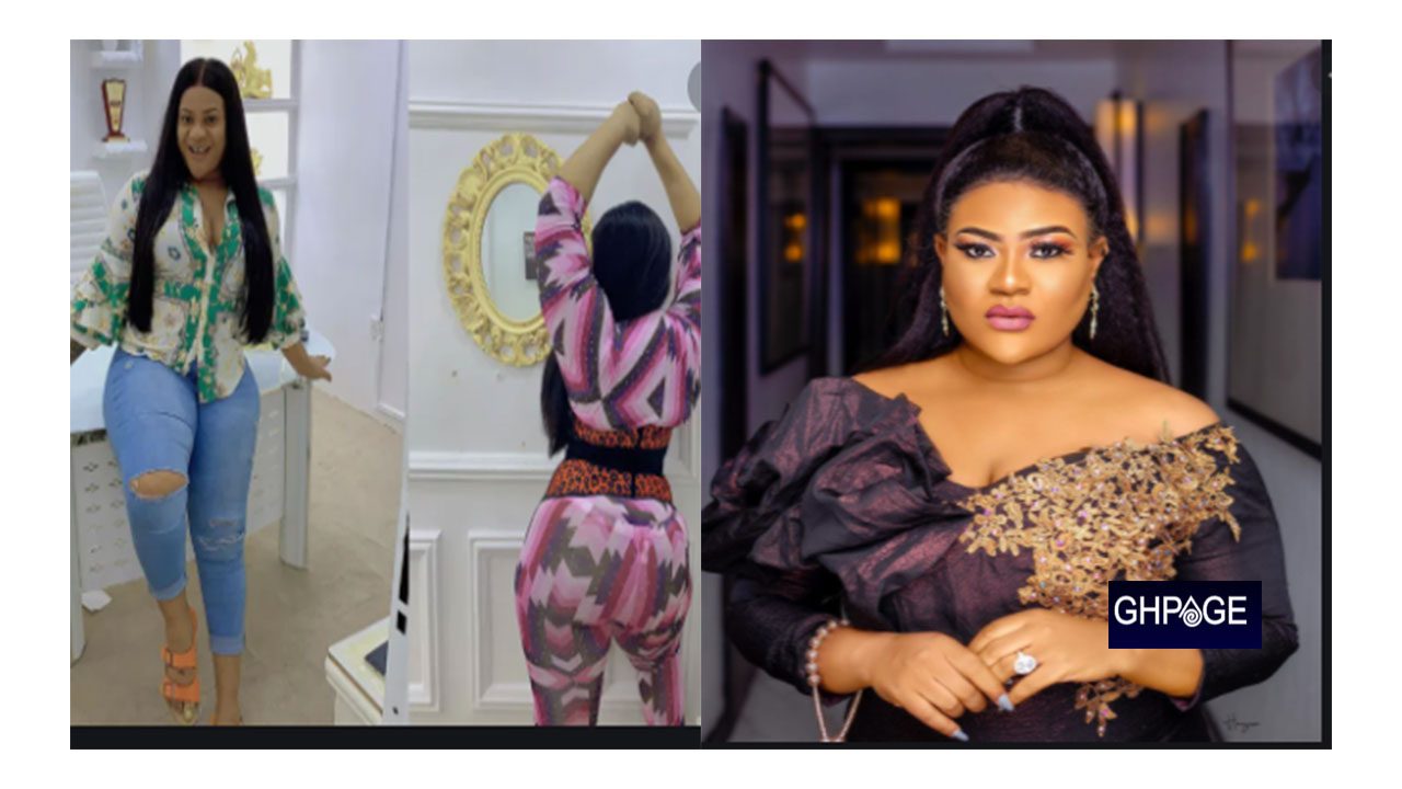 Nigerian actress claims to have the tightest punani in the  world – SCREENSHOT