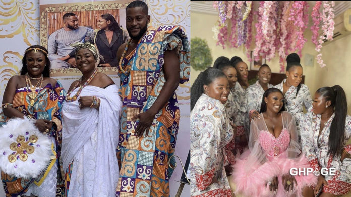 I've more beautiful ladies at home for men to marry - Abena Moet mother
