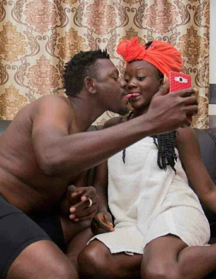 Aborimahim and the married woman he slept with