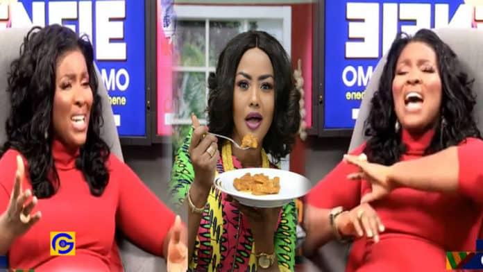My friend conned me, stole my business idea for Nana Ama Mcbrown – Adwoa Saah