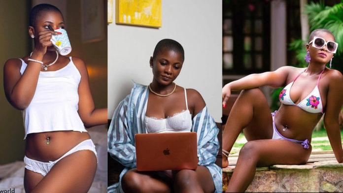 Priscilla Opoku Agyemang aka Ahuofe Patri