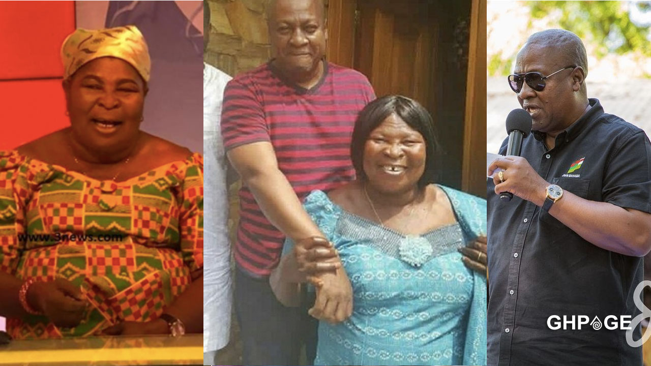 Fine Mahama for wasting the time of Ghanaians - Akua Donkor