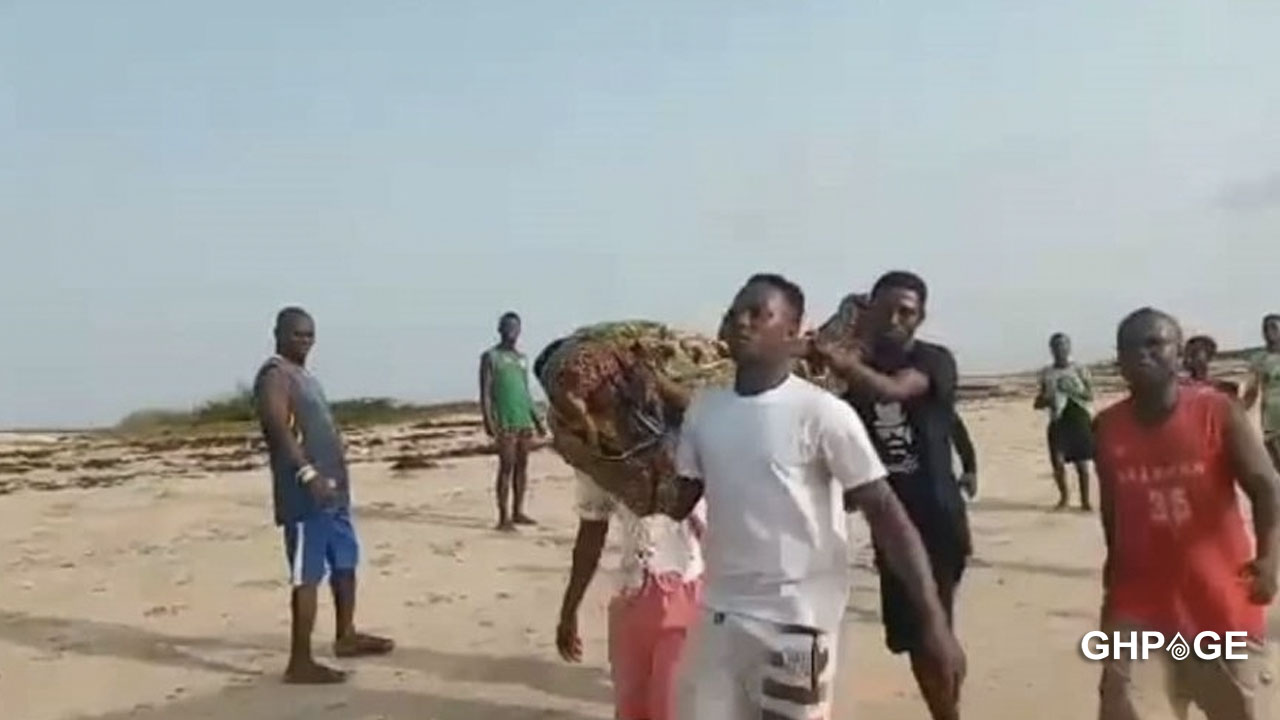 Apam: Over 20 children drown after they went swimming