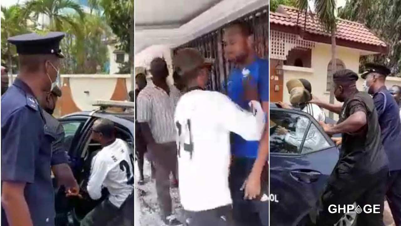 Asuma Banda's son arrested