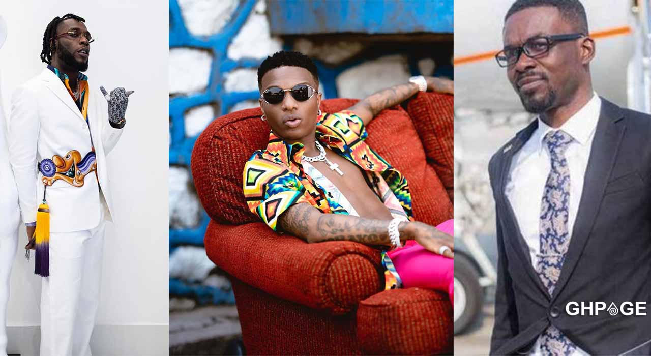 Congrats to @burnaboy @wizkidayo & NIGERIA on your Grammy wins. AFRICA has been pregnant with lots of potentials for centuries,our generation SHALL ensure she delivers safely regardless of the heckling & labeling.This is not rocket science,fortunately @zylofonmusic_ are u ready?