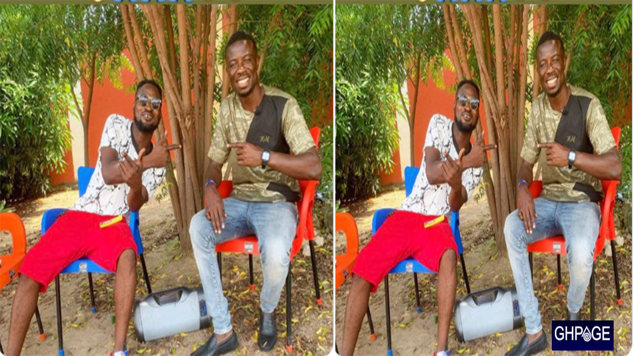 Funny Face breaks silence after his family's feud with Kwaku Manu