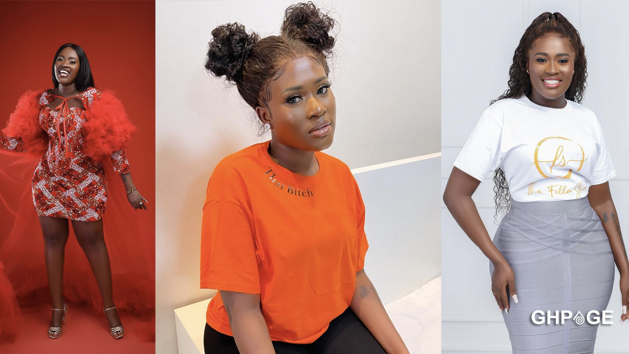 The wife of AMG rapper Medikal, Fella Makafui has hinted at her plans to enrol in a law school and possibly become a lawyer in future.