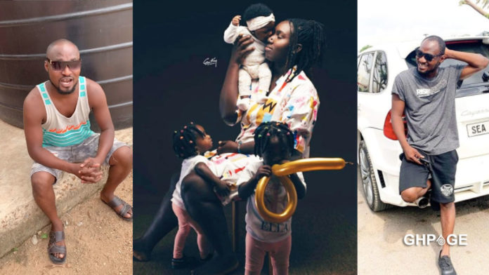 I'll sacrifice everything for our happiness - Funny Face assures baby mama