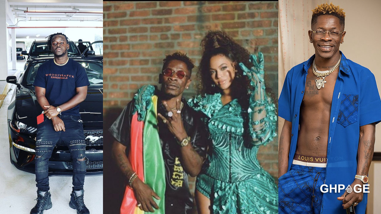 Shatta Wale's collaboration with Beyonce is the biggest in Ghana's history - Jupitar