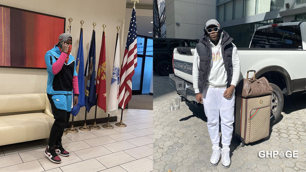 Medikal claims he has bought the company that hired and fired him