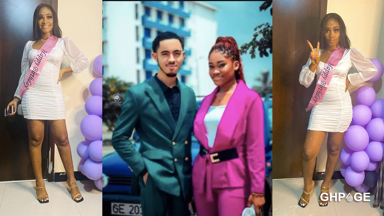 Video of Naa Korshie's birthday party hits online