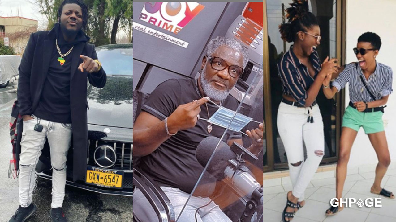 Starboy Kwarteng insults Pope Skinny for saying Ebony was a lesbobo
