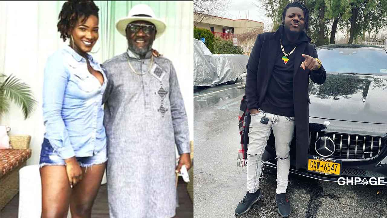 Starboy Kwarteng threatens to sue Pope Skinny for claiming Ebony was a lesbian