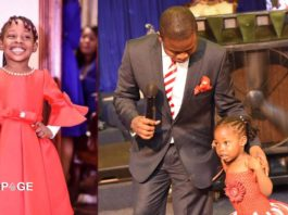 Prophet Bushiru and daughter, Israella Bushiri