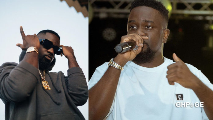 Sarkodie fan threatens to stop listening to him if he doesn't win a Grammy