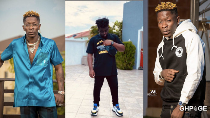 Shatta Wale still owes me for songs I produced for him - MOG Beatz