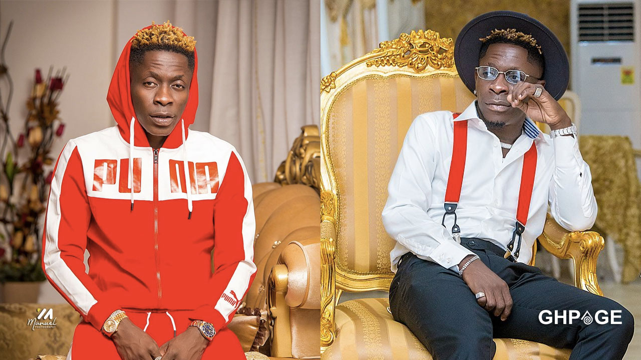SM fan schools Shatta Wale on how to brand himself for a Grammy