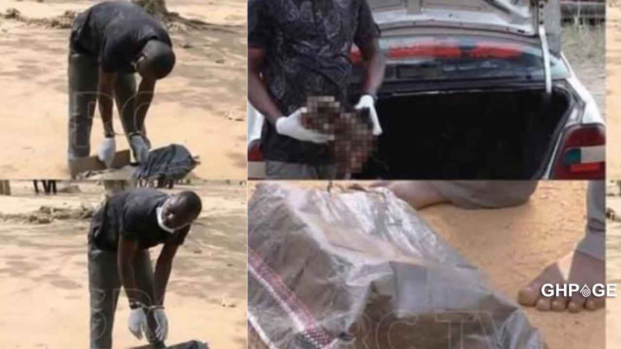 Commercial driver caught delivering two human heads in Nigeria