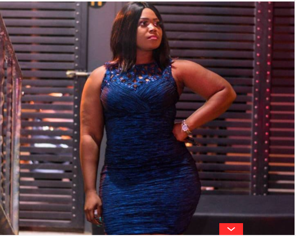 Pictures of Christiana Awuni's well-endowed daughter flood the internet as she celebrates her birthday.