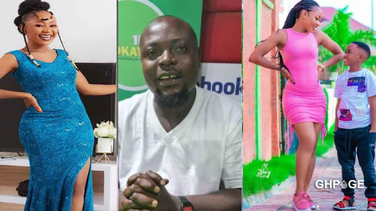 Akuapem Poloo and Rashid Yakubu