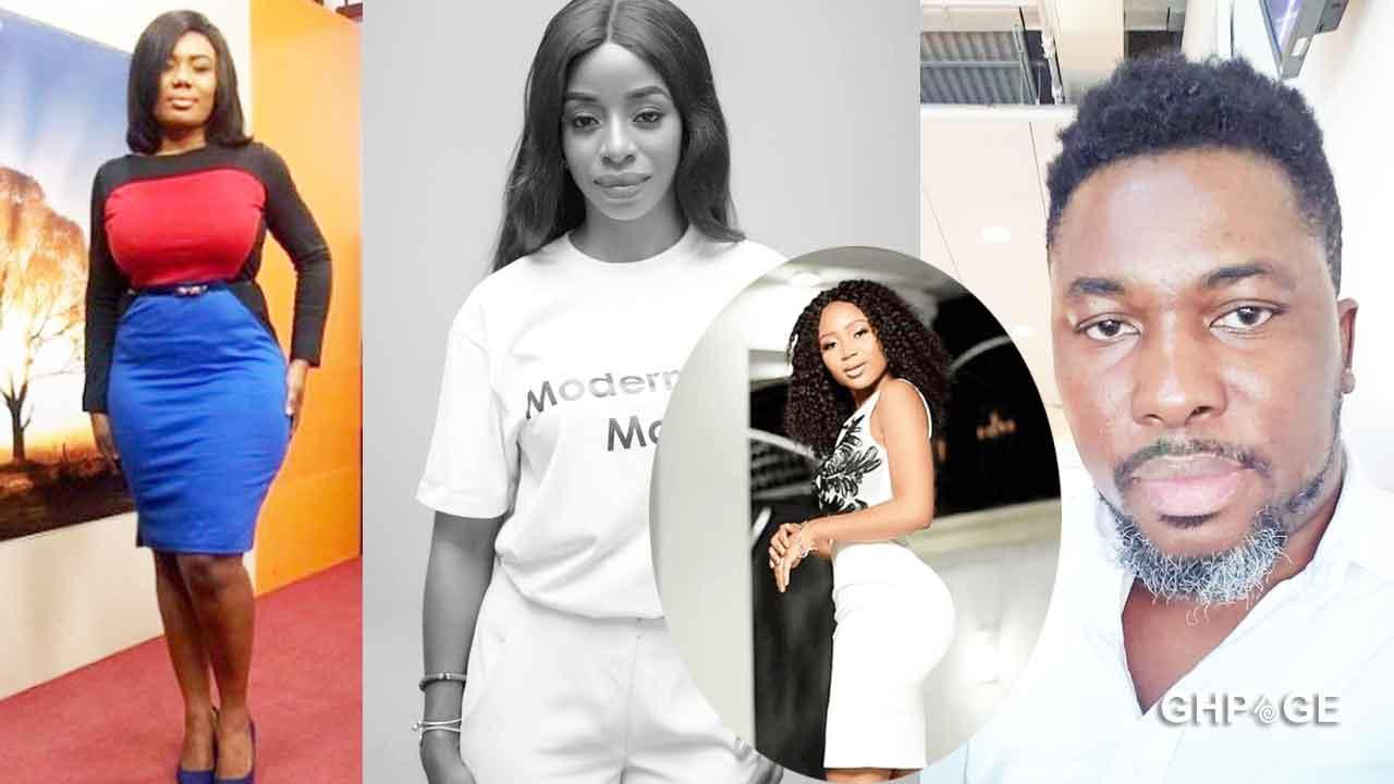Bridget Otoo, A-Plus & Vanessa Gyan angry over Akuapem Poloo's conviction
