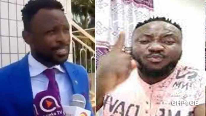 DKB fires Akuapem Poloo's manager
