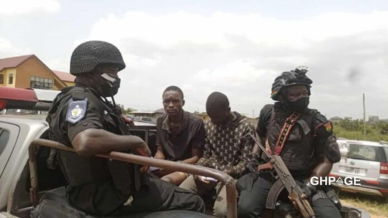 Kasoa killers cannot be jailed for more than 5 years - Ghana Police