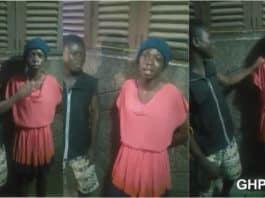 15-year-old boy turns lady
