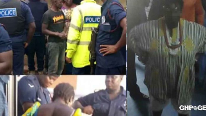 Juju woman who told the 2 Kasoa teenagers to bring a dead child is a nursing mother