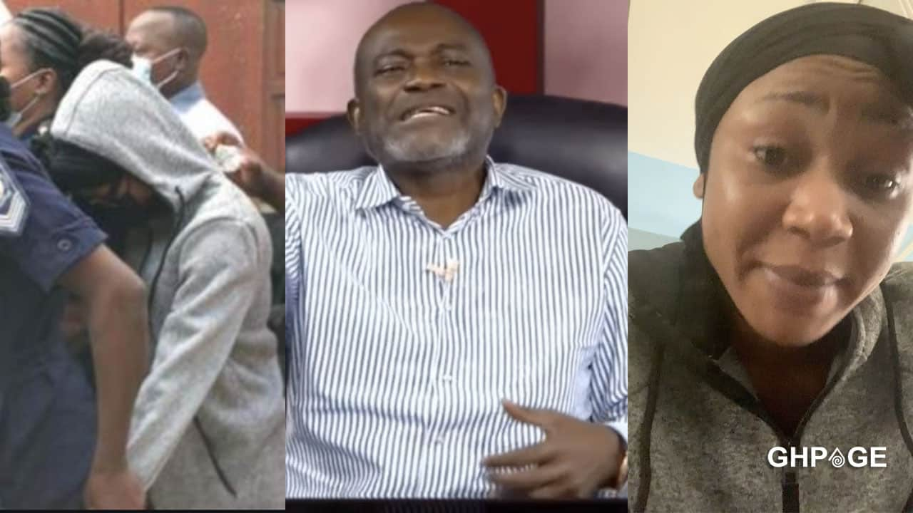 Akuapem Poloo should have been jailed for a year - Kennedy Agyapong