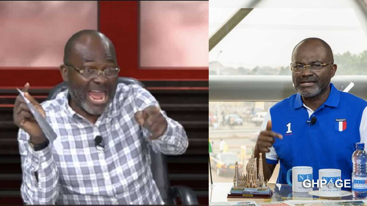 Kennedy Agyapong blasts NET 2 for playing adverts for 15 minutes
