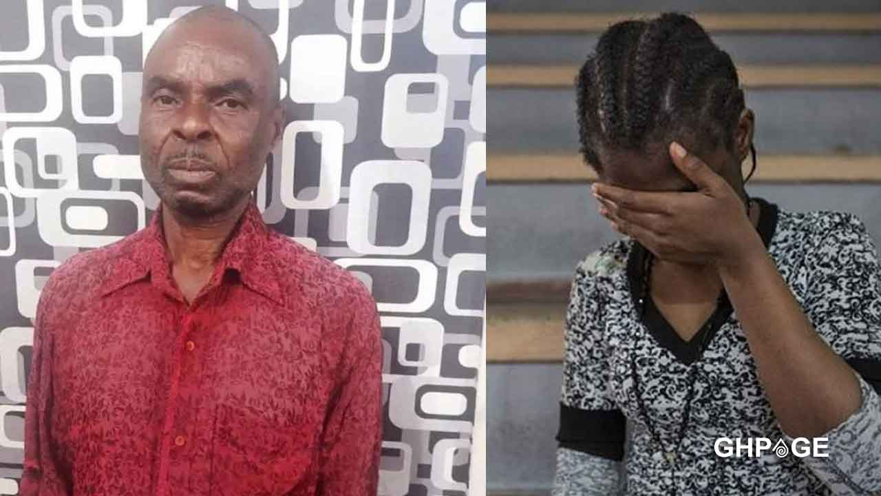 Man arrested for allegedly defiling his 12 year old daughter