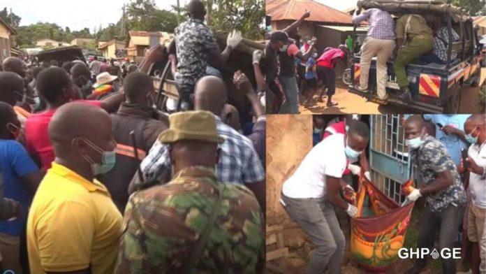 Man beheads grandmother in Kenya