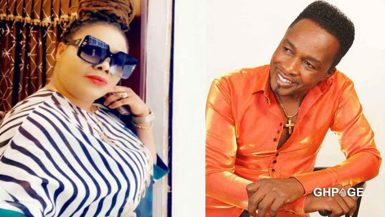 Nana Agradaa & Nicholas Omane Acheampong
