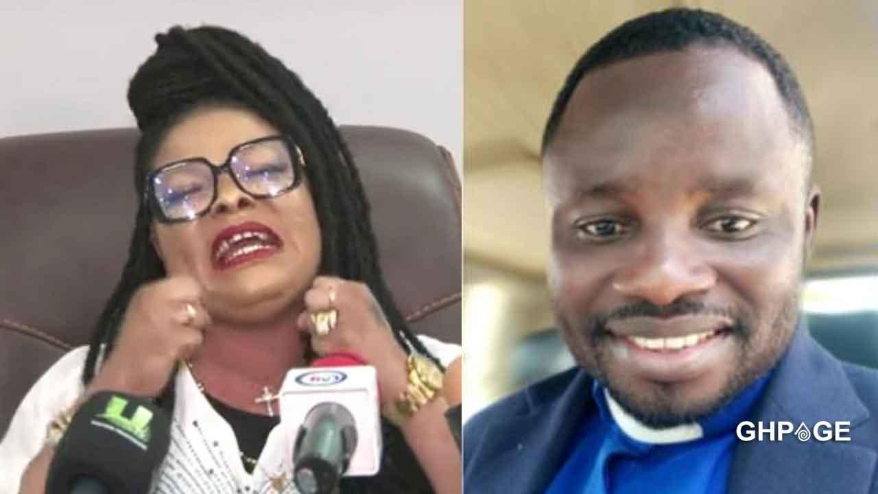 Nana Agradaa & Rev Isaac Frimpong