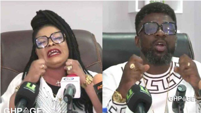 Nana Agradaa speaks after arrest