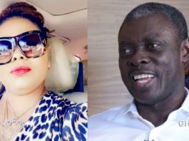 Osofo Kyiri Abosom advises Nana Agradaa over her penitence