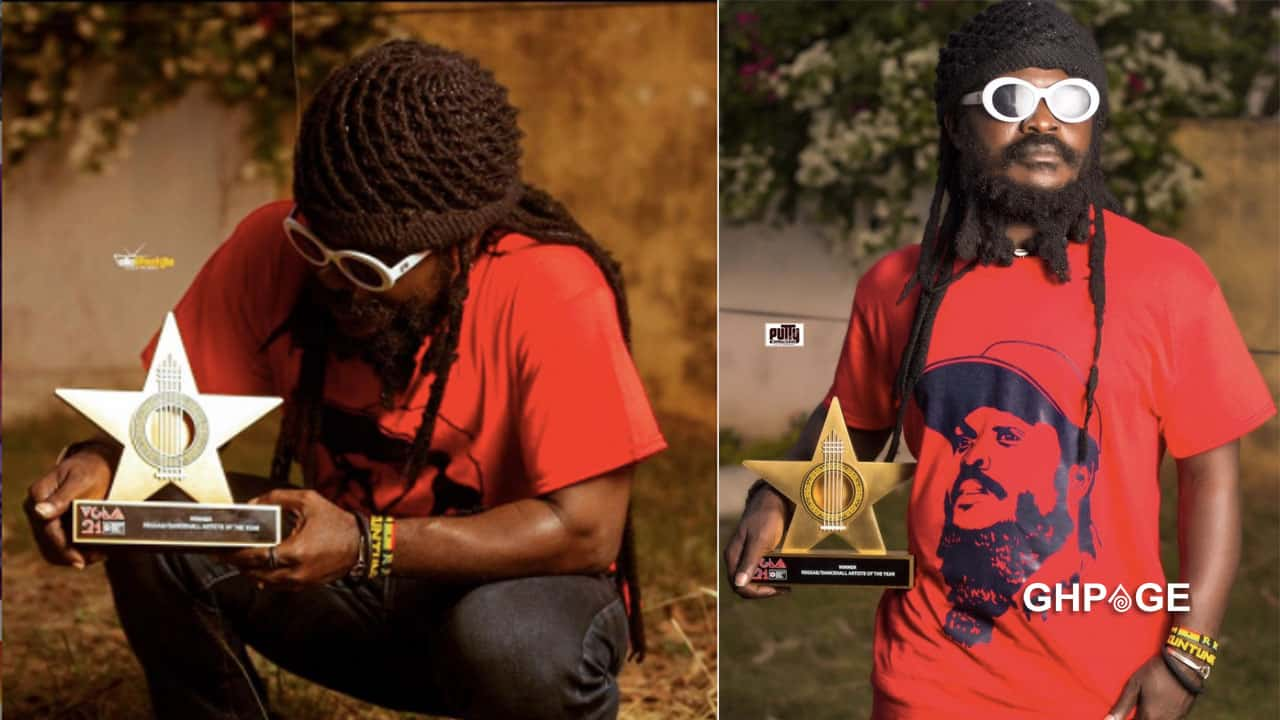 Ras Kuuku promises to win Reggae/Dancehall Artiste of the year again