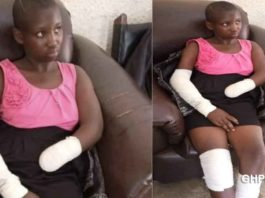 SHS student narrates how a rapist cut off her hands after she resisted rape