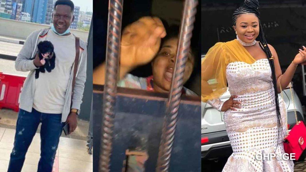Identity of the man who caused Adu Safowaas arrest