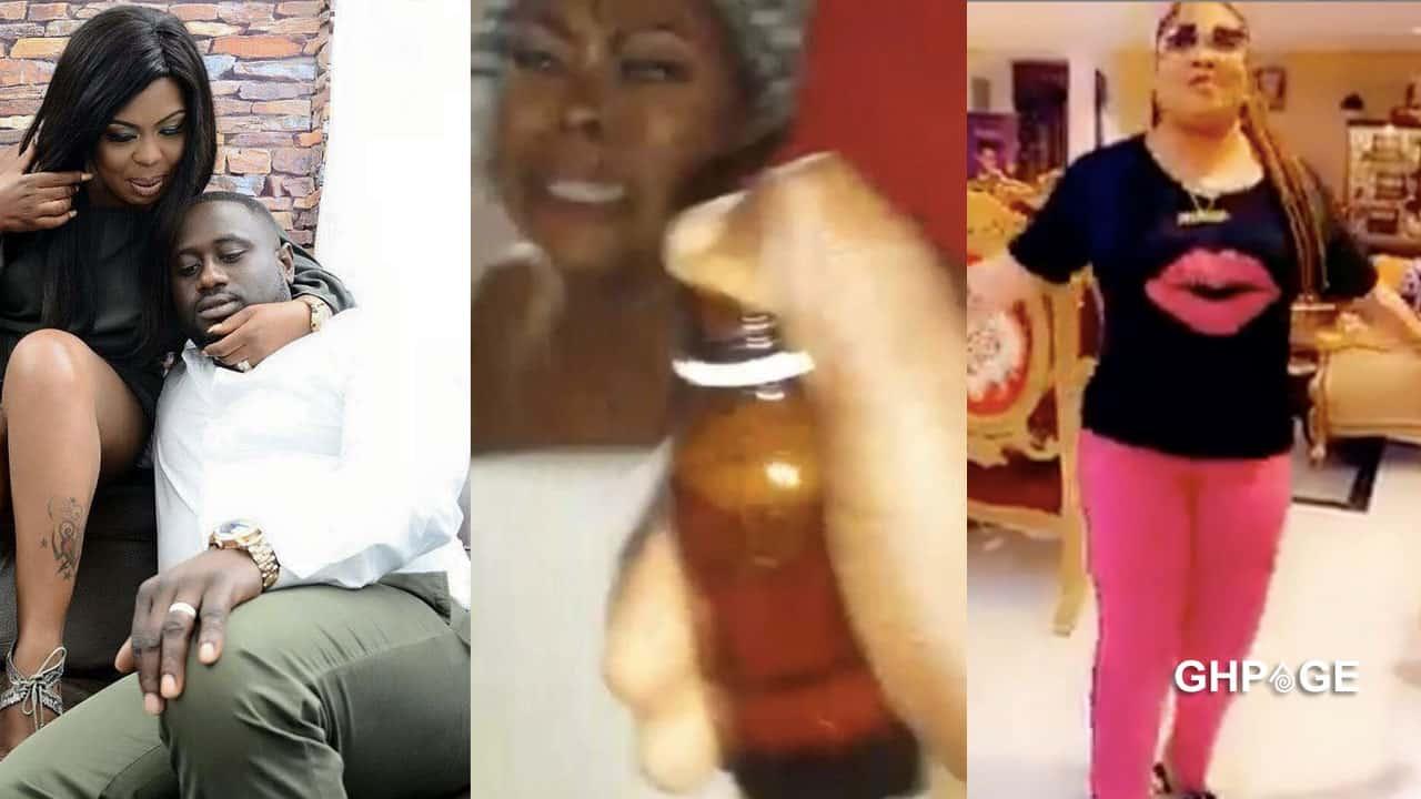 Nana Agradaa helped Abrokwa escape from jail - Afia Schwarzenegger