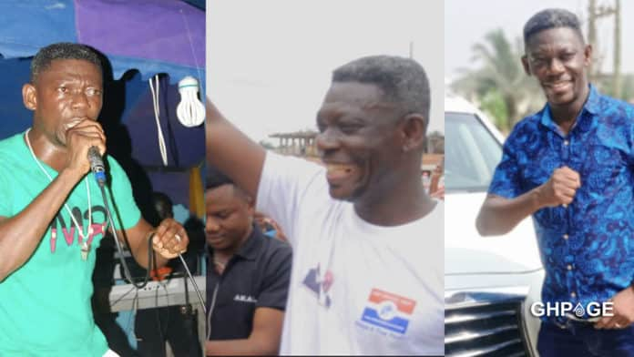 Fix yourself first - Agya Koo tells fix the country campaigners